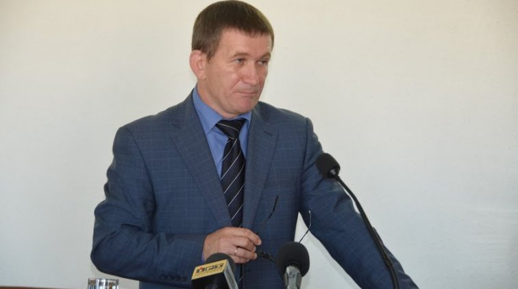 Сергей Фролов. Фото пресс-службы Полтавской ОГА