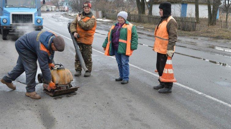 Фото пресс-службы Службы автомобильных дорог в Полтавской области