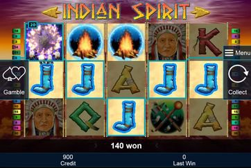 Игровой аппарат Индейский Дух