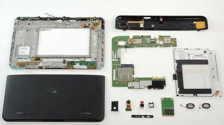 Как происходит ремонт смартфонов и планшетов