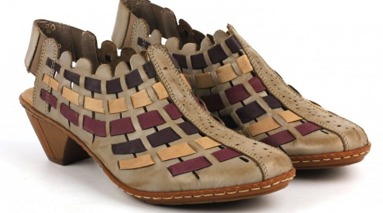 Туфли женские RIEKER