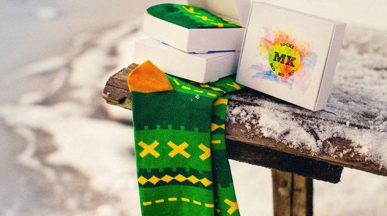 Украинский модный носочный бренд Mo-Ko-Ko Socks
