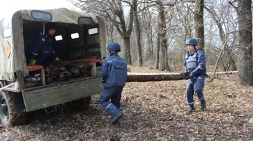 Фото ГУ ГСЧС Украины в Полтавской области