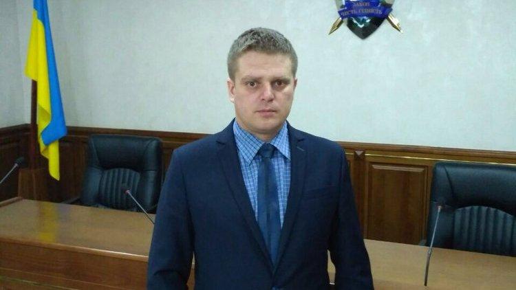Богдан Ольховский. Фото пресс-службы прокуратуры Полтавской области