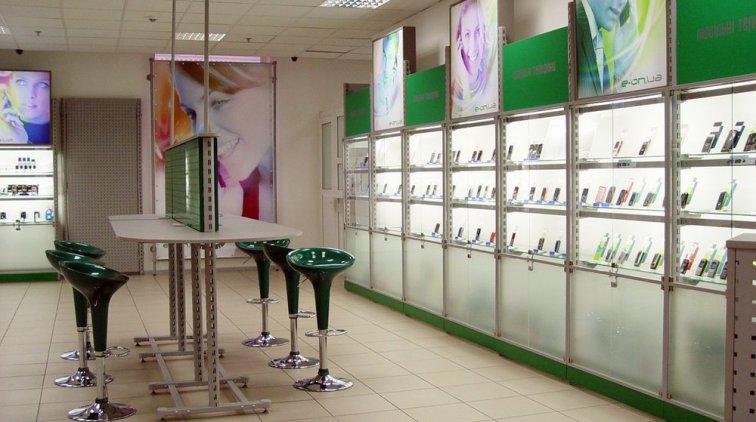 Торговое оборудование для магазинов от Nika-trade
