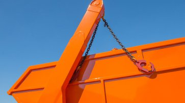 Мусоровоз на базе шасси КрАЗ-5401Н2. Фото пресс-службы ПАО «АвтоКрАЗ»