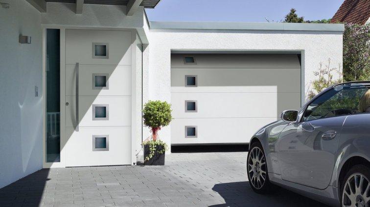 Алюминиевые двери ThermoSafe и ThermoCarbon