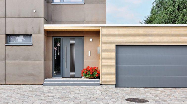 Алюминиевые двери Hörmann: преимущества
