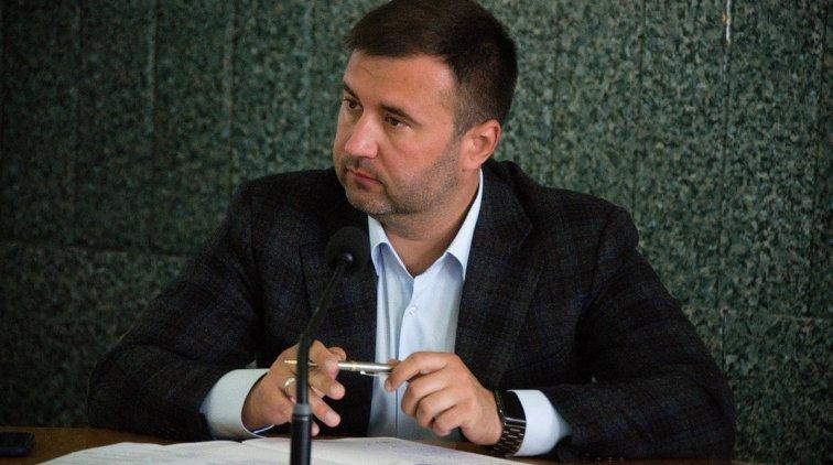 Роман Товстый. Фото пресс-службы Полтавской ОГА