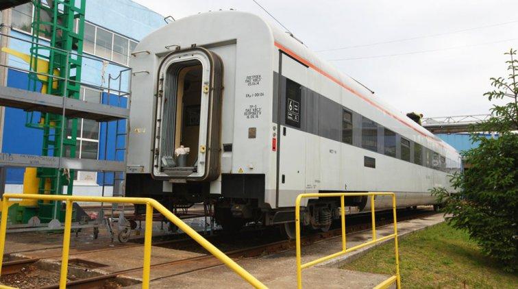 ЕКр 1-001 «Тарпан». Фото пресс-службы ПАО «КВСЗ»