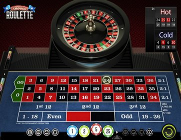 Слот American Roulette