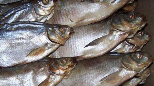 Вкиевском супермаркете реализуют ядовитую рыбу, мужчина в клинике