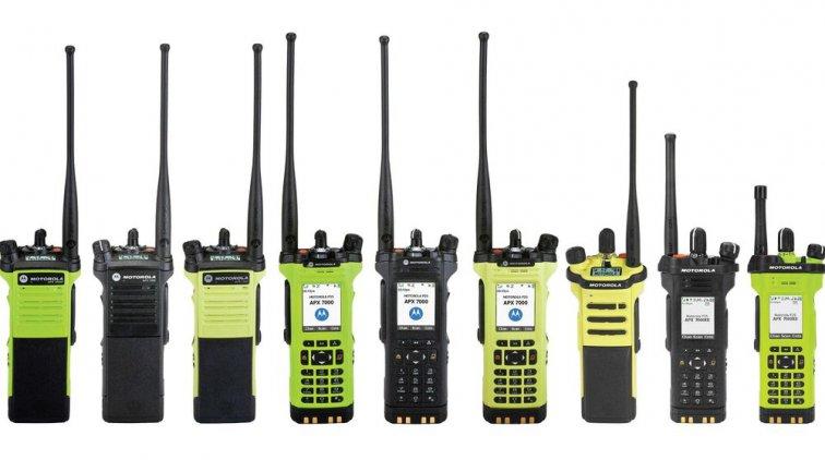 Портативная рация Motorola APX 7000