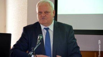 Виктор Лысак. Фото пресс-службы Полтавской ОГА