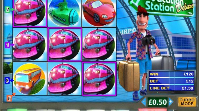 Новые игровые автоматы gaminator