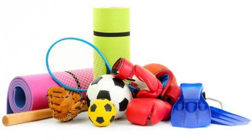 Какие бывают спортивные товары b8d381fa527