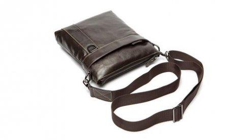 99b8a060154e Мужские сумки через плечо: популярные тренды этого сезона