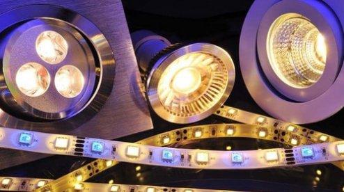 Как сделать светодиодное освещение фото 285