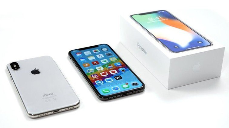 Купить iPhone X 64GB Space Grey