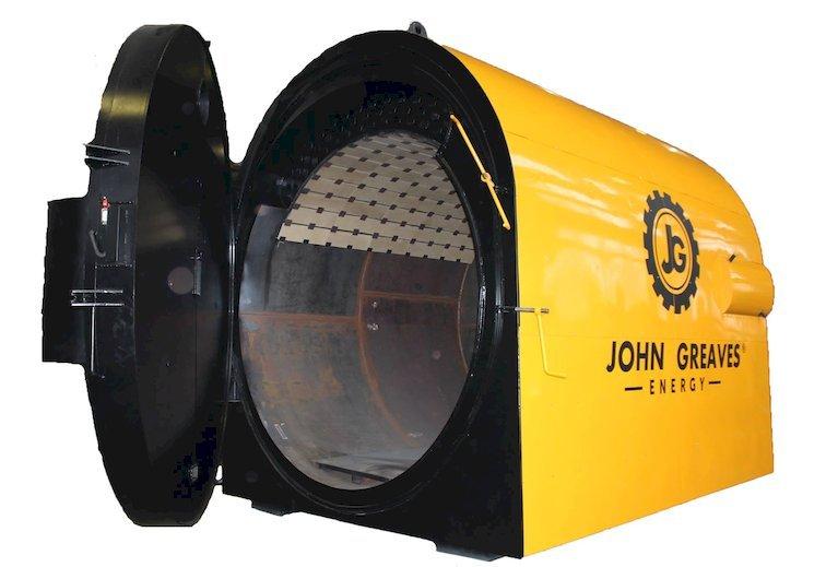 Картинки по запросу Промышленные котлы на соломе от компании «John Greaves Energy»