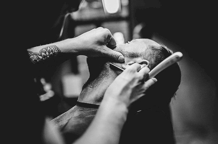 FIRM Barbershop в Киеве