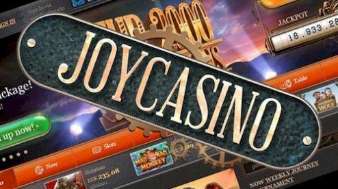 Регистрация на официальном сайте Joy777Casino