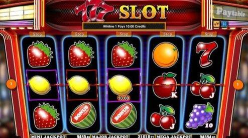 Игровые автоматы онлайн на деньги - реальная возможность заработать