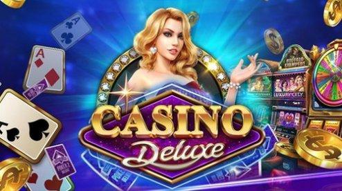 Казино Deluxxxe: азартные игры и клубничка онлайн