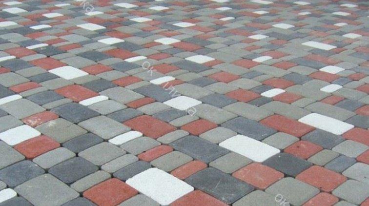 Тротуарная плитка - цены и преимущества