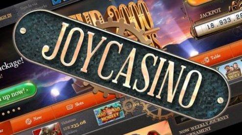Игры доступные на сайте онлайн казино JoyCasino